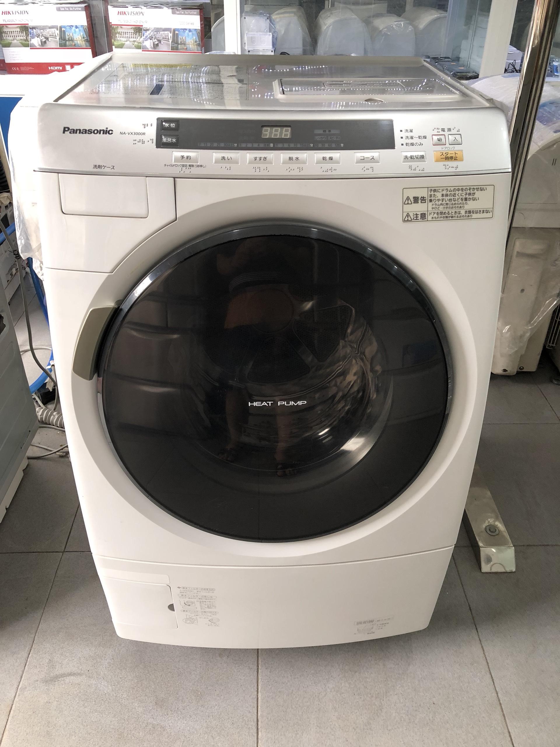 MÁY GIẶT PANASONIC NA-VX3000R