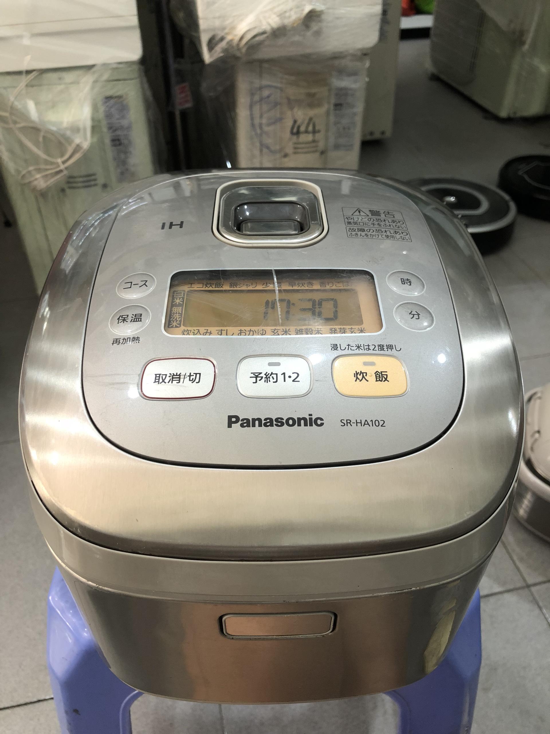 NỒI CƠM ĐIỆN PANASONIC SR-HA102